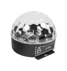 LIGHTSIDE MINI LED BALL SOUND 3X3W RGB