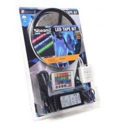 BEAMZ 153.758 TIRA LED RGB 5 METROS IP65 EXTERIOR