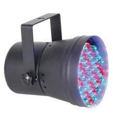 BEAMZ 151.148 PROYECTOR DMX PAR36 60 LED Negro