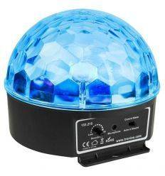 BEAMZ 153.215 MINI STAR BOLA LED RGBAW 6X3W