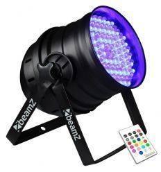 BEAMZ 151.240 FOCO LED PAR 64 176 LEDS RGB IR DMX