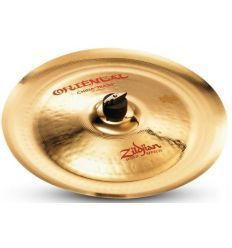 "ZILDJIAN CHINA 12"" ORIENTAL TRASH"