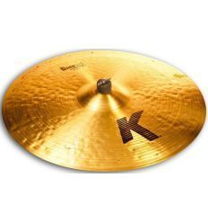 "ZILDJIAN RIDE 22"" K DARK MEDIUM"