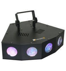 BEAMZ 153.428 MINI 4 HEAD MOON LED