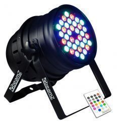 BEAMZ 151.234 FOCO LED PAR 64 3W RGBW DMX