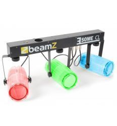 BEAMZ 153.740 CONJUNTO 3-SOME LIGHT 3X57