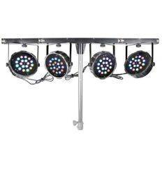 BEAMZ 150.491 PARBAR 4 VIAS LED