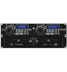 IMG STAGE LINE REPRODUCTOR DOBLE MP3 CD-292USB