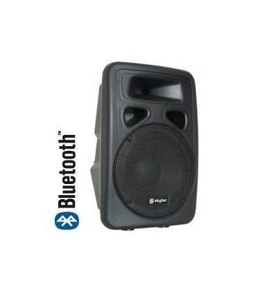"SKYTEC 170.318 ALTAVOZ ACTIVO 12"" 300W RMS MP3 USB/SD+BLUETOOH"