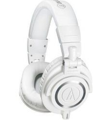 AUDIO-TECHNICA ATH-M50X BLANCO