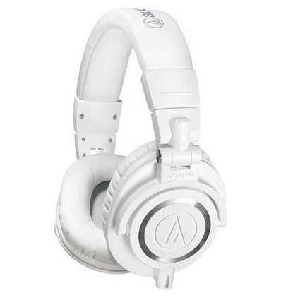 AUDIO-TECHNICA ATH-M50X blanco características precio
