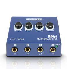 LD SYSTEMS HPA 4 características.