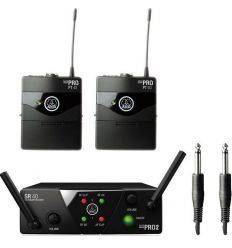 AKG WMS-40 MINI DUAL INSTRUMENTAL SET