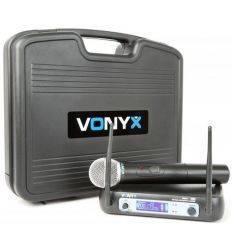 VONYX 179.229 WM511 MICROFONO INALAMBRICO