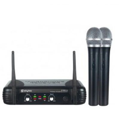 SKYTEC 179.170 STWM722 MICROFONO UHF DIVERSITY