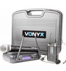 VONYX 179.203 WM73C MICROFONO INALAMBRICO
