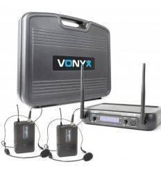VONYX 179.209 WM73H MICROFONO INALAMBRICO caracteristicas precio