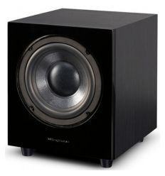 WHARFEDALE WH D8 BLACK SUBWOOFER