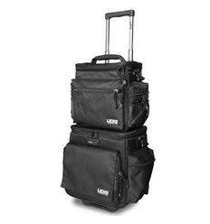 UDG U9679BL/OR ULTIMATE SLINGBAG TROLLEY SET DLX BLACK/ORANGE
