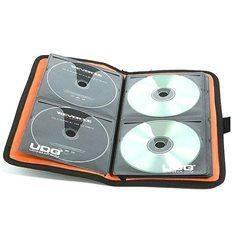UDG U9980 BL/OR CD WALLET 24