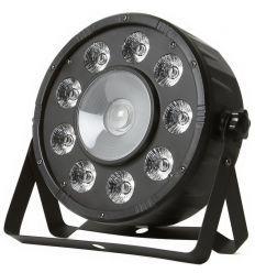 PRO-DJ FOCO PAR LED RGB FLAT 111W DMX 512