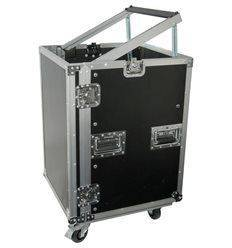 POWER DYNAMICS 171.728 PD-F12U8 CAJA RACK 19 12U RUEDAS