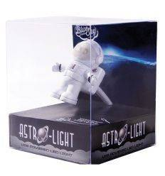 LAMPARA FLEXO LUZ LED USB PORTATIL ASTRONAUTA