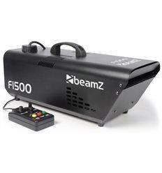 BEAMZ 160.510 F1500 MAQUINA NIEBLA