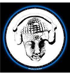 GLOWTRONICS DENON 3700 SLIPMATS BUDDHA MINDED