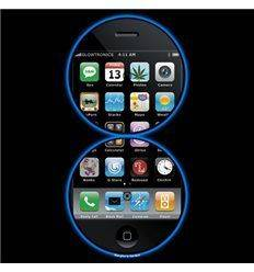 GLOWTRONICS DENON 3700 SLIPMATS I PHONE