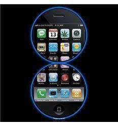 GLOWTRONICS DENON 3700 SLIPMATS I PHONE
