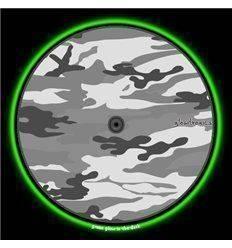 GLOWTRONICS DENON 3700 SLIPMATS CAMOTRON