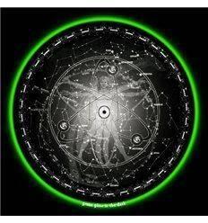 GLOWTRONICS DENON 3700 SLIPMATS THE CODE