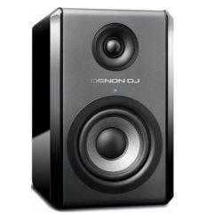 DENON DJ SM50 SM 50 monitor estudio altavoz amplificado activo productor dj pinchar produccion precio barato comprar