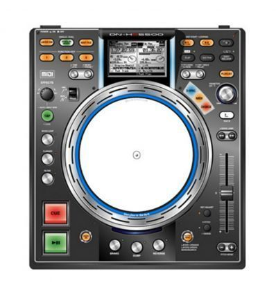 GLOWTRONICS DENON CD SLIPMATS SNOW WHITE