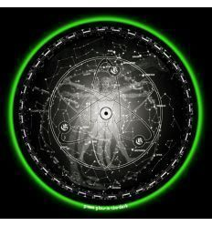 GLOWTRONICS DENON CD SLIPMATS THE CODE