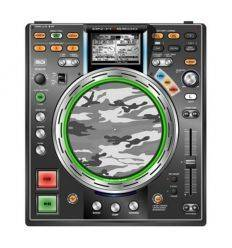 GLOWTRONICS DENON CD SLIPMATS CAMOTRON
