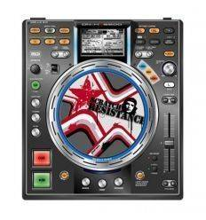 GLOWTRONICS DENON CD SLIPMATS RESISTANCE