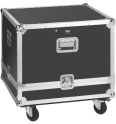 MONACOR IMG STAGE LINE FLIGHTCASE UNIVERSAL MR-1000L