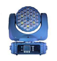 PRO-DJ CABEZA MOVIL LED RGBW BEAM 108W DMX