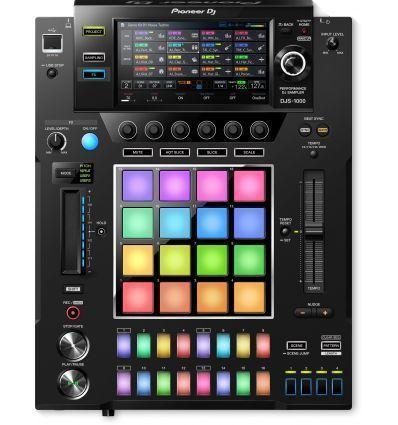 PIONEER DJS-1000 sampler dj review tutorial comprar al mejor precio