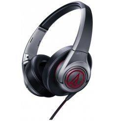 AUDIO TECHNICA SONIC FUEL ATH-AX5iS PLATA