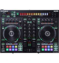 ROLAND DJ-505 Controlador 2 canales Serato Dj Pro