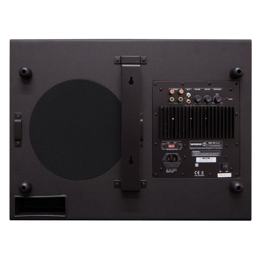 WORK SET NEO 100 BT NEGRO sistema de sonido 2.1 profesional comprar dbd918db0b0d