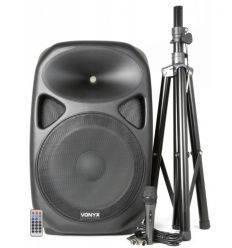 """VONYX 170.303 SPS152 ALTAVOZ ACTIVO 15"""" SD/USB/MP3/BT"""