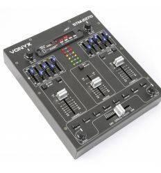 VONYX 172.982 STM2270 MEZCLADOR CON SD/USB/MP3 Y EFECTOS