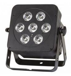 JBSYSTEMS FOCO LED PLANO 6 EN 1