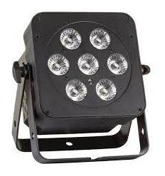JBSYSTEMS LED PLANO 7FC-BLACK