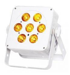JBSYSTEMS LED PLANO 7FC-WHITE