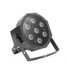LIGHTSIDE PAR LED 7X10W RGBW DMX + MANDO